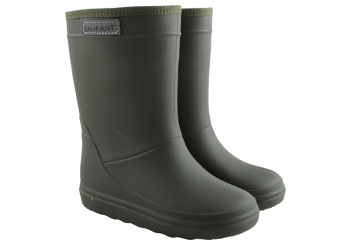 Enfant Enfant Triton Rain Boot 107 Dark green