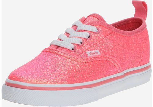 Vans Vans Authentic Elastic (Neon Glitter) Pink/tr wht
