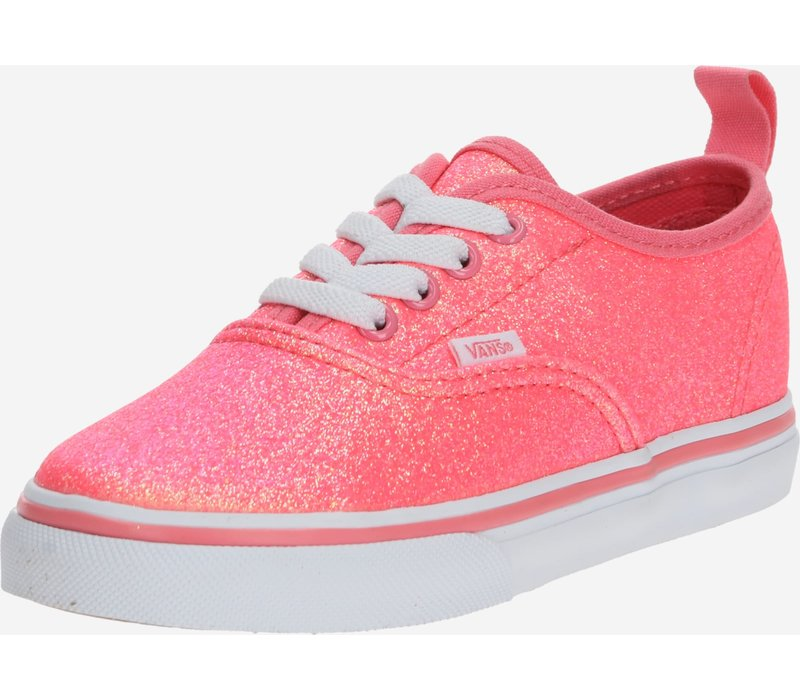 Vans Authentic Elastic (Neon Glitter) Pink/tr wht
