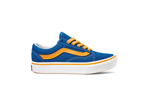 Vans Vans Comfycush Old Sko (pop)Tr Bl/Cadicum Yellow