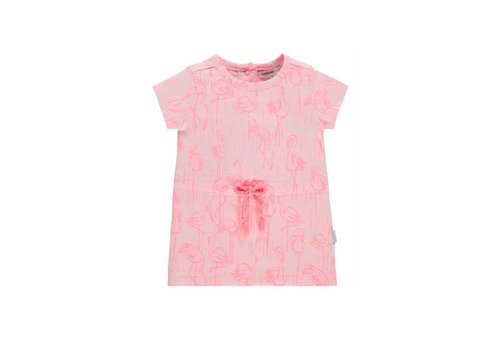 Noppies G Dress ss Castroville aop Cradle Pink