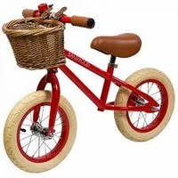 Banwood balance bike red