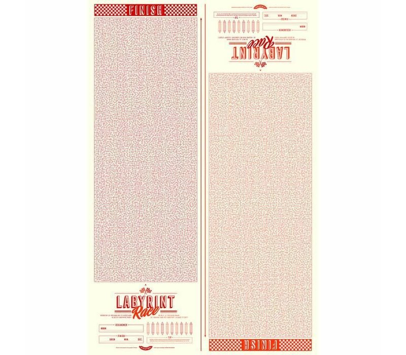 XL poster 'Labyrinth'