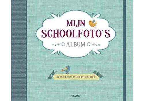 Deltas Schoolfoto album groen
