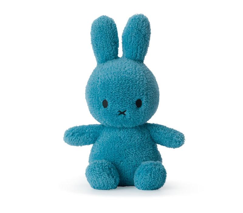 Nijntje teddy Terry blue 23cm