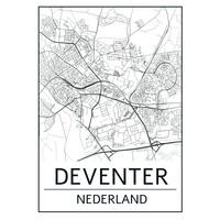 Deventer poster A4