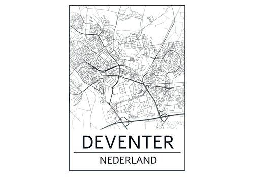 Holy Cow Deventer kaart