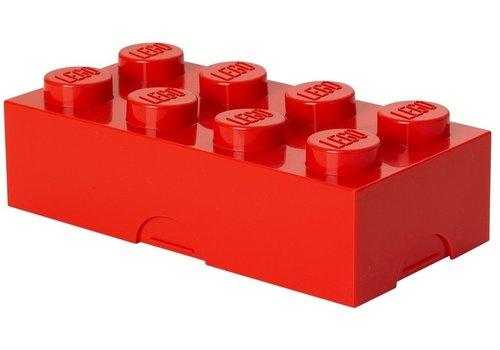 Lego Lego lunchbox rood