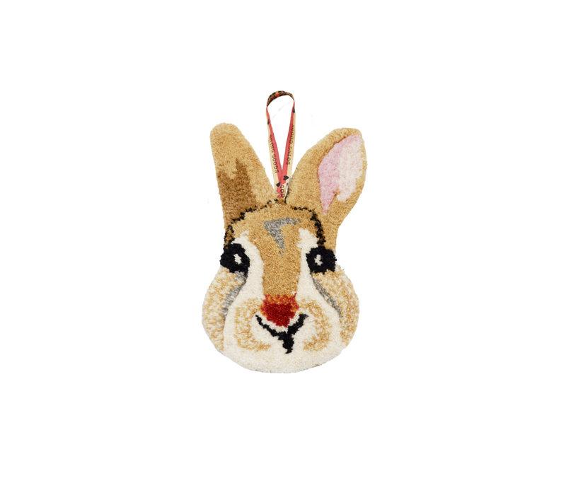 Doing goods gift hanger Bunny