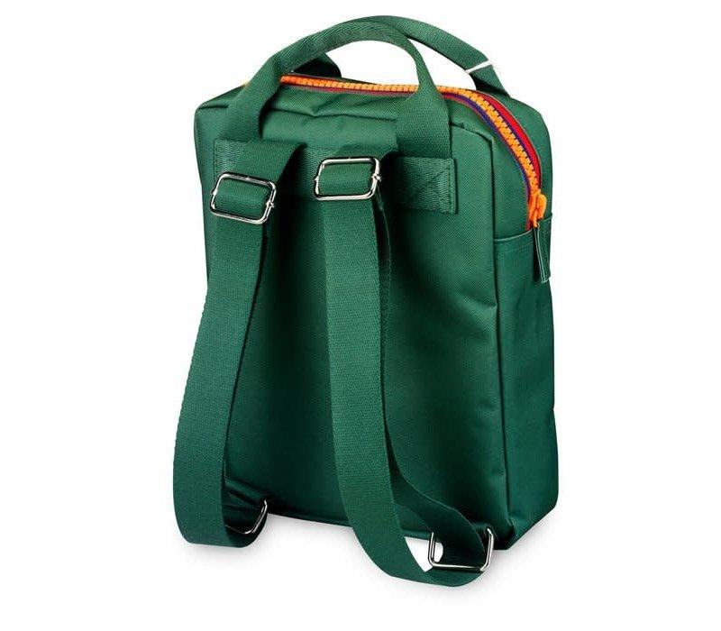 Engel Rugzak small zipper green