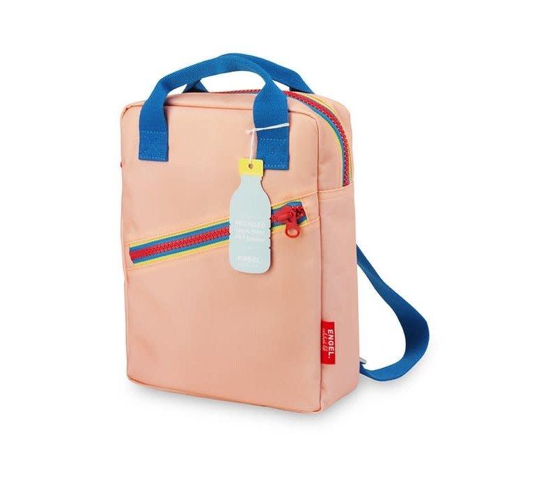 Engel Rugzak small zipper pink