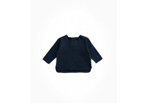 PlayUp PlayUp Rib T-Shirt RASP