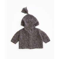PlayUp Tricot Jacket WALNUT