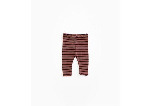 PlayUp PlayUp Striped Rib Leggings TAKULA