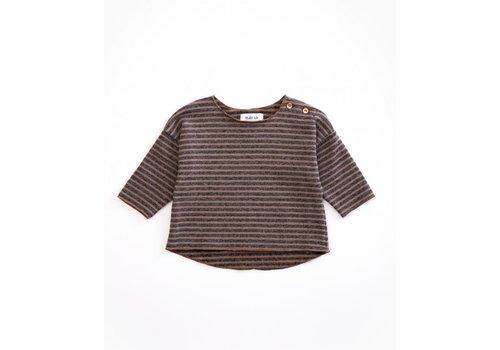 PlayUp PlayUp Striped Jersey Sweater CHERRY TREE