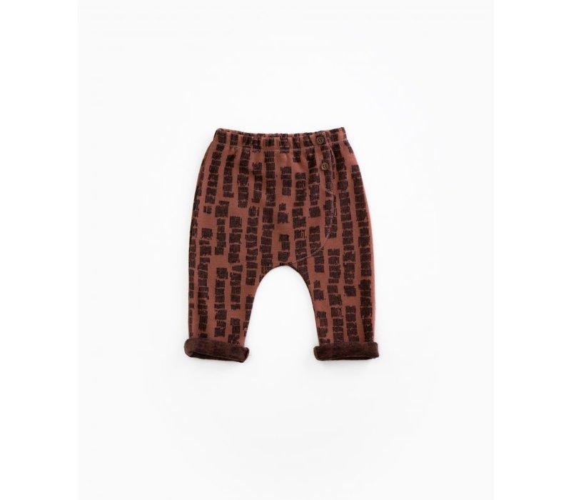 PlayUp Jacquard Trousers TAKULA