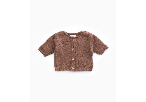 PlayUp PlayUp Knitted Cardigan OREGON PINE