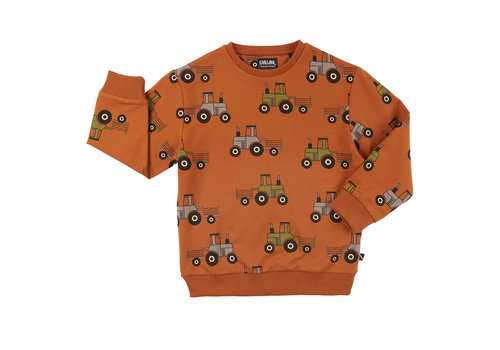 CarlijnQ CarlijnQ Tractor - sweater