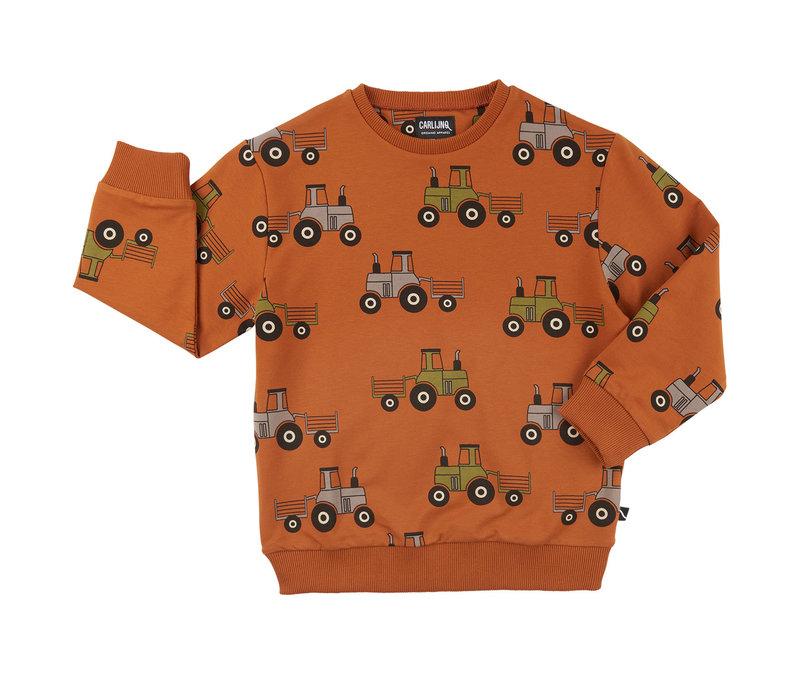 CarlijnQ Tractor - sweater