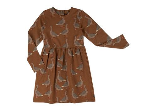CarlijnQ CarlijnQ Goose - skater dress