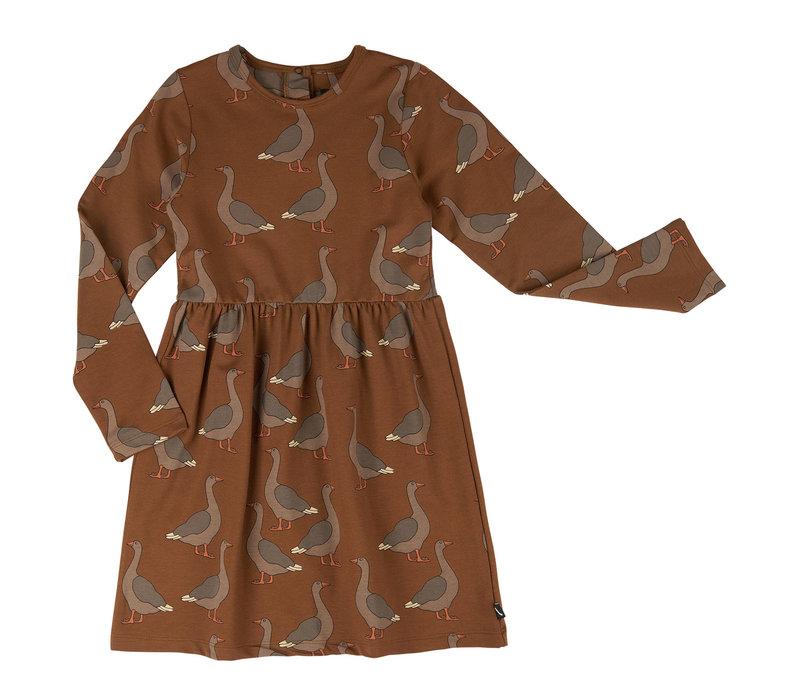 CarlijnQ Goose - skater dress