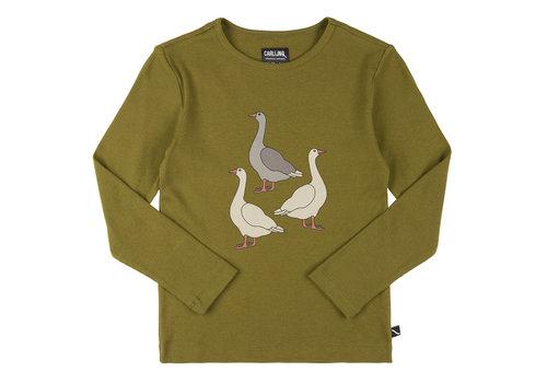 CarlijnQ CarlijnQ Goose - Longsleeve with print