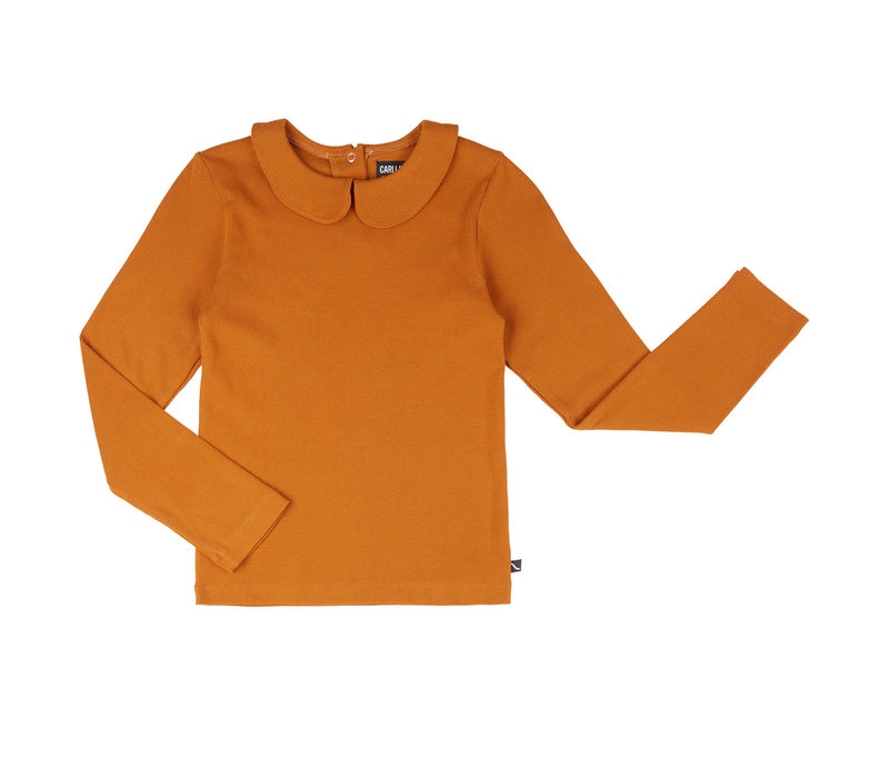 CarlijnQ Basics - longsleeve collar