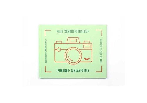 Stratier Stratier Schoolfotoalbum groen