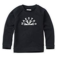 Sproet & Sprout Sweatshirt Raglan Maestro Black