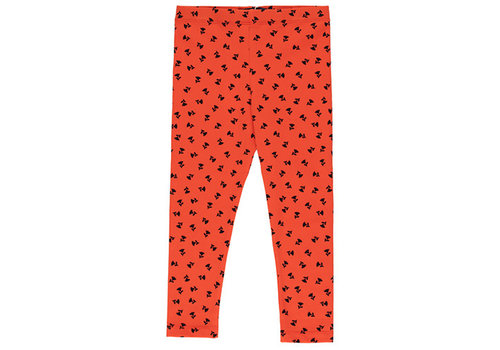"Tinycottons Tinycottons ""TINY FLOWERS"" PANT red/navy"