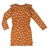 CarlijnQ CarlijnQ Candy - blouson dress with ruffles