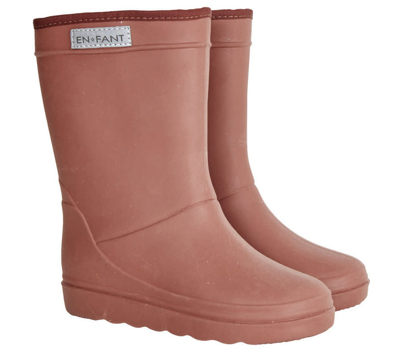 Enfant Thermo Boot Wine