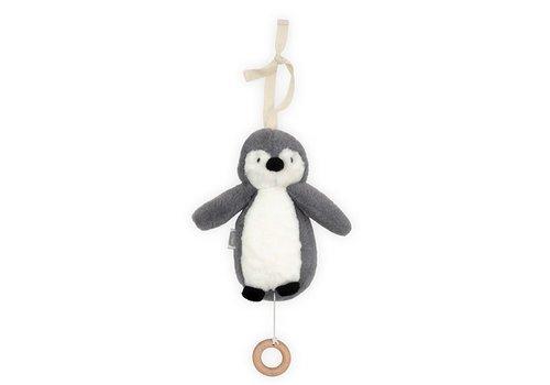 Jollein Jollein Muziekhanger Pinguin storm grey