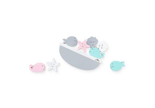 Jollein Jollein Balans spel Sea animals