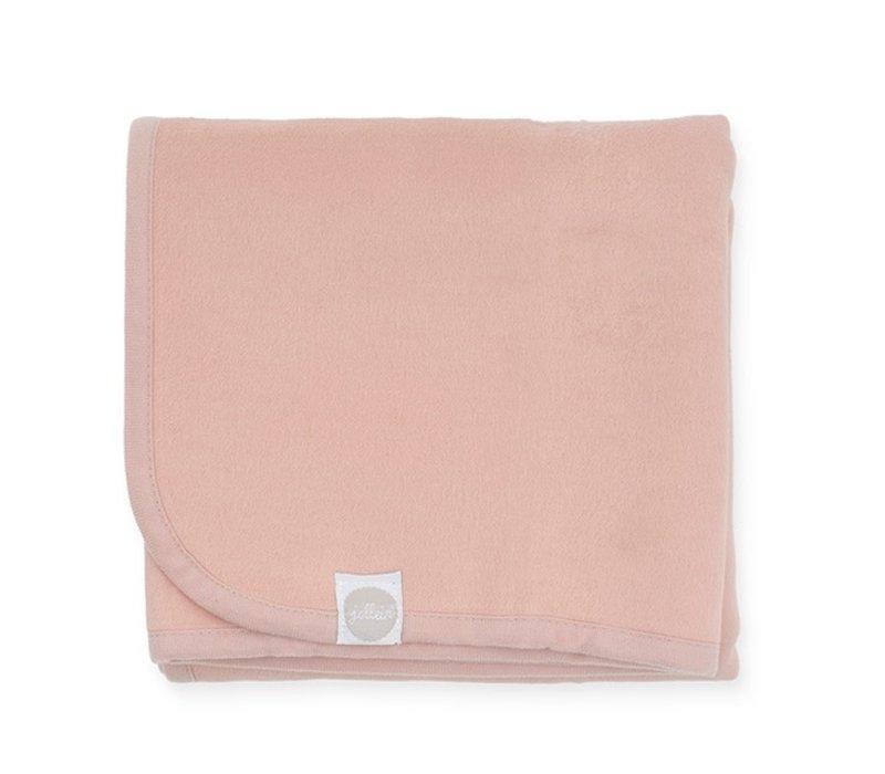 Jollein Deken 75x100cm pale pink