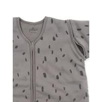 Jollein Baby slaapzak Spot storm grey met afritsbare mouw