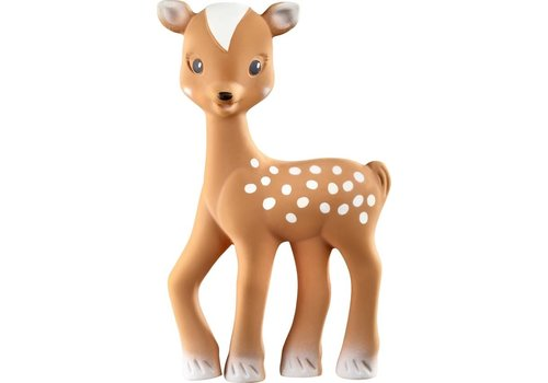 Sophie de Giraffe Fanfant het hertje