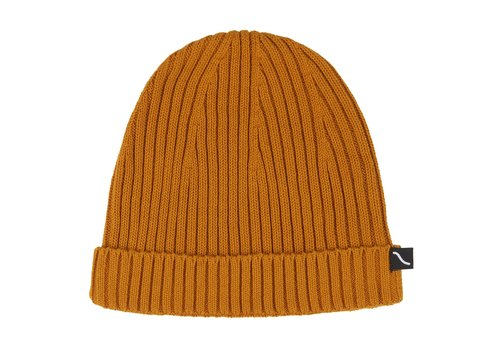 CarlijnQ CarlijnQ Beanie (knit) - pumpkin