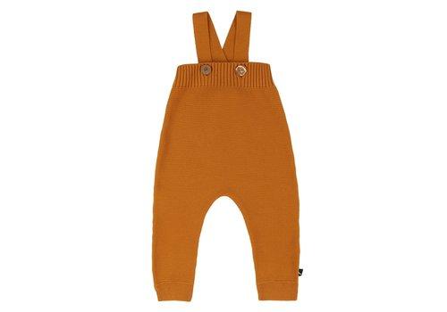 CarlijnQ CarlijnQ Basics knit - salopette - pumpkin