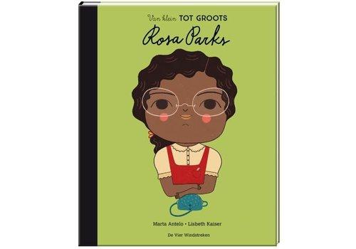 De vier windstreken Van klein tot groots  Rosa Parks