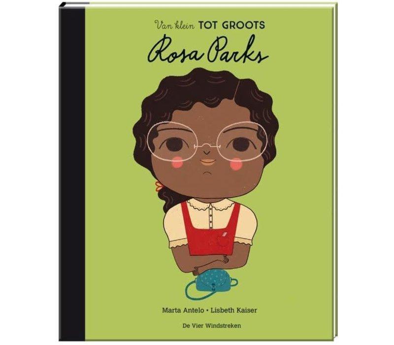 Van klein tot groots  Rosa Parks
