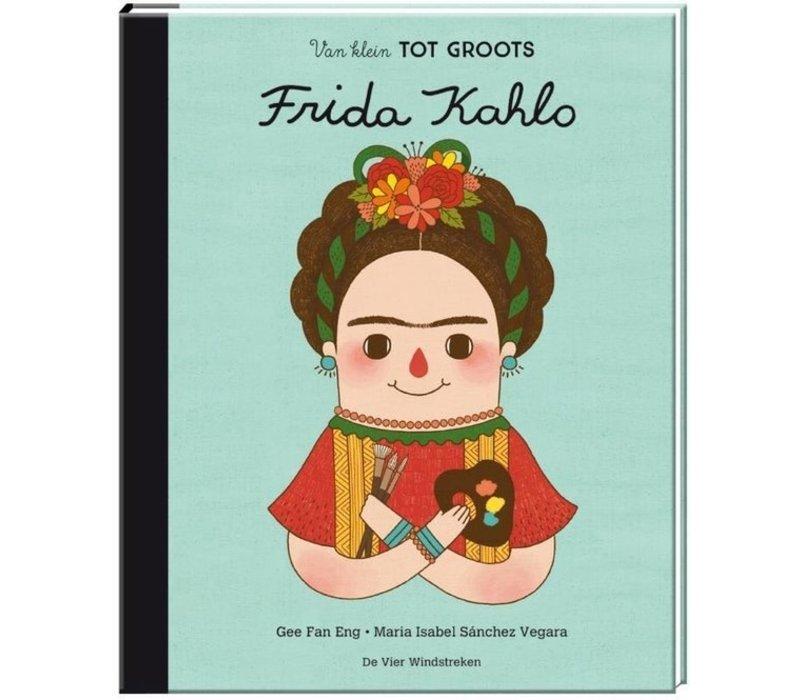 Van klein tot groots  Frida Kahlo