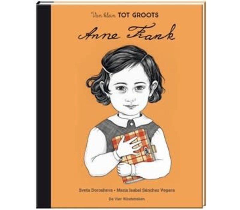 Van klein tot groots  Anne Frank