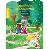 Ballon Goudlokje en de drie beren stickers en leuke spelletjes