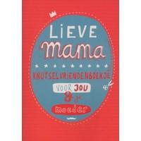 Lieve mama knutselboekje voor jou &  je moeder