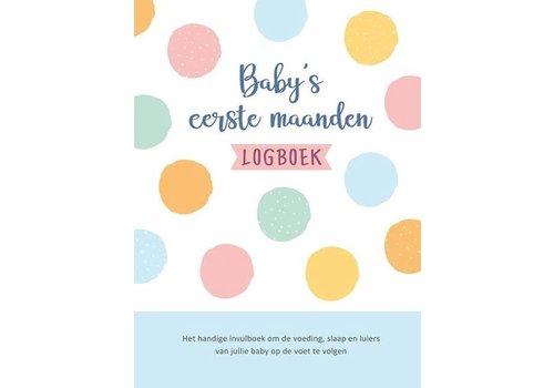 Deltas Baby's eerste maanden logboek