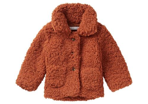 Noppies Noppies G Coat LS Lulekani Rust