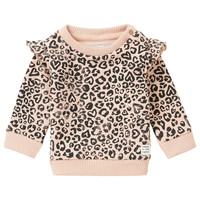 Noppies G Sweater LS Clermont AOP Cameo Rose