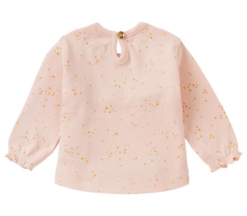 Noppies G Regular T-Shirt LS Colesberg AOP Pale Dogwood