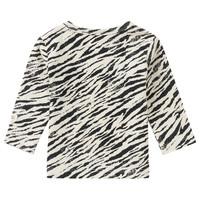 Noppies U T-Shirt LS Macon AOP RAS1202 Oatmeal